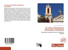 Bookcover of St. Elias Antiochian Orthodox Cathedral
