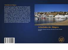 Bookcover of Aristobulos der Jüngere