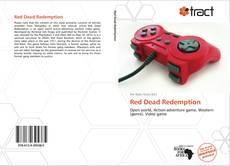 Red Dead Redemption kitap kapağı