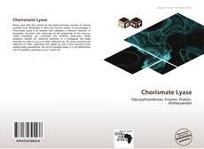 Bookcover of Chorismate Lyase