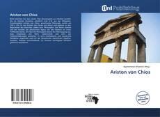 Buchcover von Ariston von Chios
