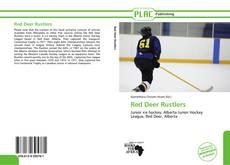 Bookcover of Red Deer Rustlers