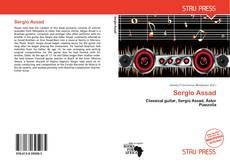 Buchcover von Sergio Assad