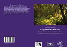 Bergeronnette Flavéole kitap kapağı
