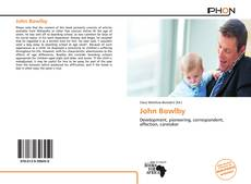 Bookcover of John Bowlby