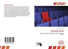 Buchcover von Christel Goltz