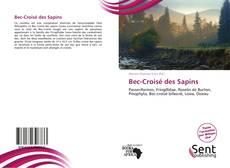 Buchcover von Bec-Croisé des Sapins