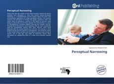 Couverture de Perceptual Narrowing