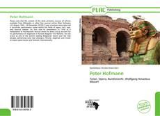 Buchcover von Peter Hofmann