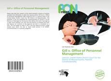 Portada del libro de Gill v. Office of Personnel Management