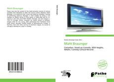 Bookcover of Matt Braunger
