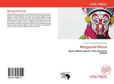 Bookcover of Margarete Klose
