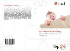Copertina di Attachment Parenting