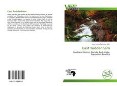 Bookcover of East Tuddenham