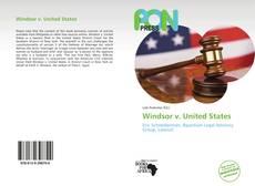 Couverture de Windsor v. United States