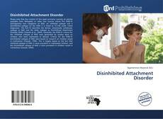 Portada del libro de Disinhibited Attachment Disorder