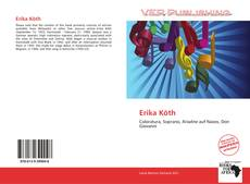 Bookcover of Erika Köth