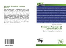 Bucharest Academy of Economic Studies kitap kapağı
