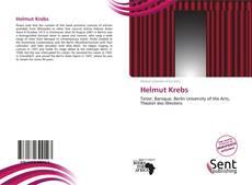 Couverture de Helmut Krebs