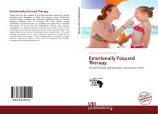Portada del libro de Emotionally Focused Therapy
