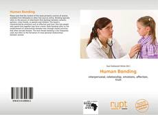 Bookcover of Human Bonding