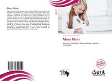 Bookcover of Mary Main
