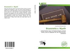 Bookcover of Bruesewitz v. Wyeth
