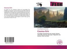 Capa do livro de Coucou Gris