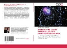 Sistema de visión artificial para el control fitosanitario kitap kapağı