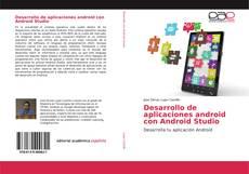 Portada del libro de Desarrollo de aplicaciones android con Android Studio