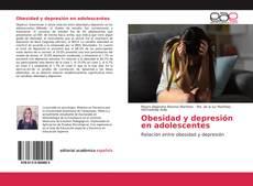 Portada del libro de Obesidad y depresión en adolescentes