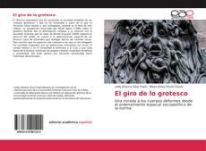 Обложка El giro de lo grotesco