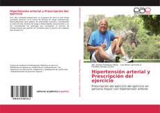 Portada del libro de Hipertensión arterial y Prescripción del ejercicio