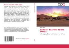 Portada del libro de Sahara, Escribir sobre dunas