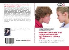 Обложка Manifestaciones del comportamiento agresivo en niño y niñas
