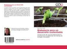 Borítókép a  Biobatería para un desarrollo sustentable - hoz