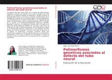 Bookcover of Polimorfismos geneticos asociados al defecto del tubo neural