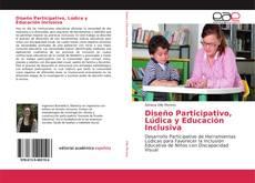 Capa do livro de Diseño Participativo, Lúdica y Educación Inclusiva