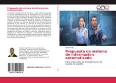 Bookcover of Propuesta de sistema de informacion automatizado