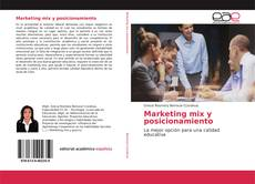 Buchcover von Marketing mix y posicionamiento
