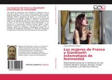 Buchcover von Las mujeres de Franco y Giardinelli: estereotipos de femineidad