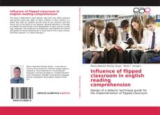 Обложка Influence of flipped classroom in english reading comprehension