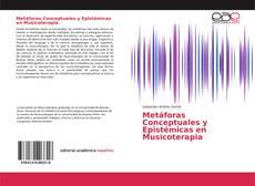 Portada del libro de Metáforas Conceptuales y Epistémicas en Musicoterapia