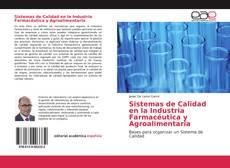 Portada del libro de Sistemas de Calidad en la Industria Farmacéutica y Agroalimentaria