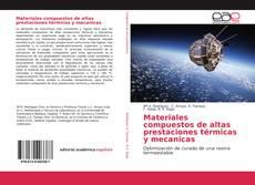 Обложка Materiales compuestos de altas prestaciones térmicas y mecanicas
