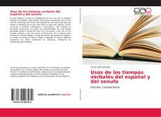Borítókép a  Usos de los tiempos verbales del español y del senufo - hoz