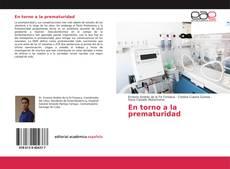 Borítókép a  En torno a la prematuridad - hoz
