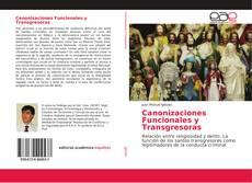 Bookcover of Canonizaciones Funcionales y Transgresoras