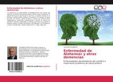 Portada del libro de Enfermedad de Alzheimer y otras demencias