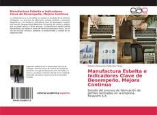 Couverture de Manufactura Esbelta e Indicadores Clave de Desempeño, Mejora Continua